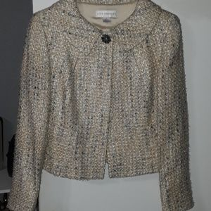 Elegant jacket PETITE SOPHISTICATED size 2